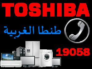 خدمة عملاء صيانة توشيبا العربي في طنطا