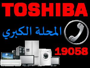 مركز صيانة توشيبا العربي بالمحلة الكبري