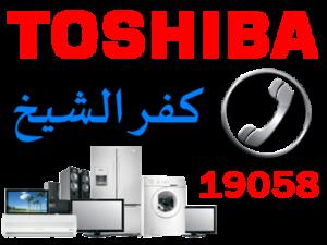 مركز صيانة توشيبا في كفر الشيخ